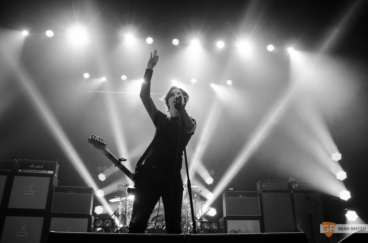 Catfish and the Bottlemen at The Olympia Theatre by Sean Smyth (16-5-16) (12 of 25)
