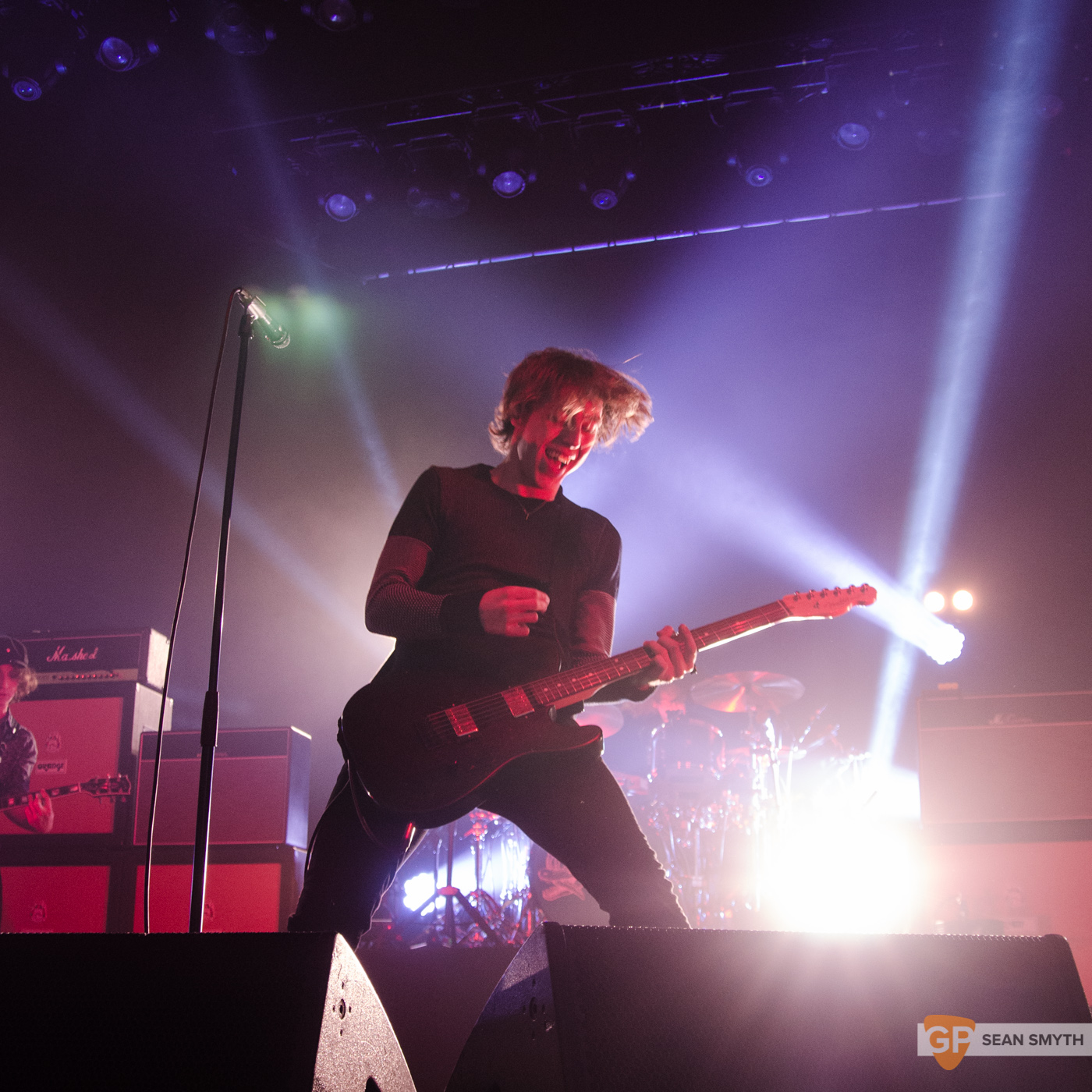 Catfish and the Bottlemen at The Olympia Theatre by Sean Smyth (16-5-16) (16 of 25)