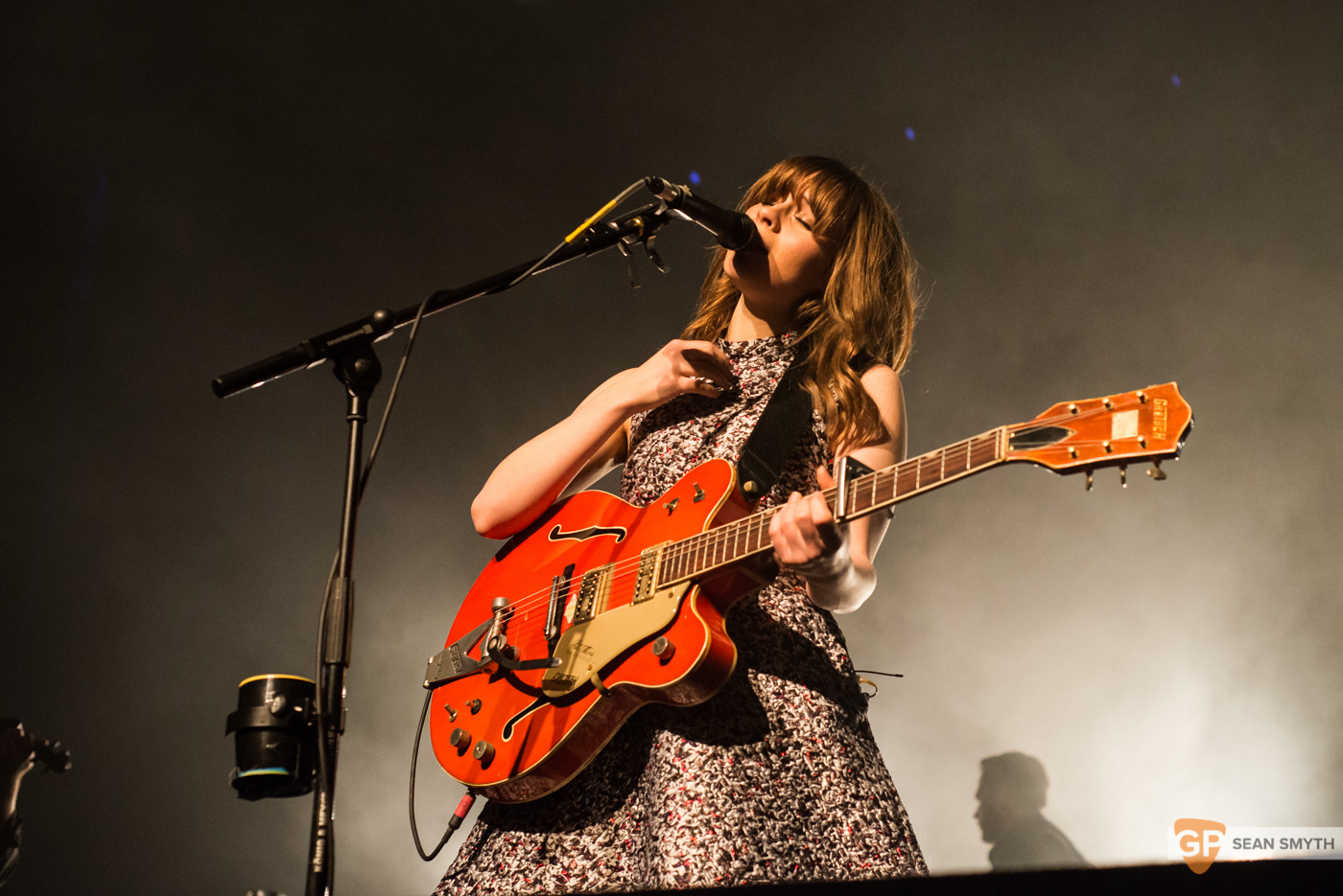 Gabrielle Aplin at the Olympia Theatre by Sean Smyth (20-2-15) (12 of 28)