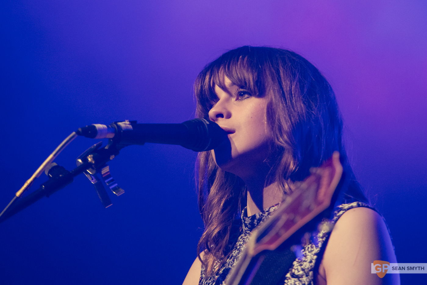 Gabrielle Aplin at the Olympia Theatre by Sean Smyth (20-2-15) (8 of 28)