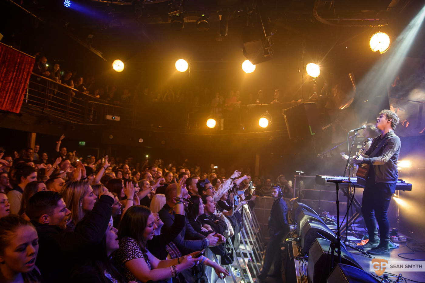 Kodaline at the Academy – Bow Street Sessions by Sean Smyth (16-3-16) (23 of 24)