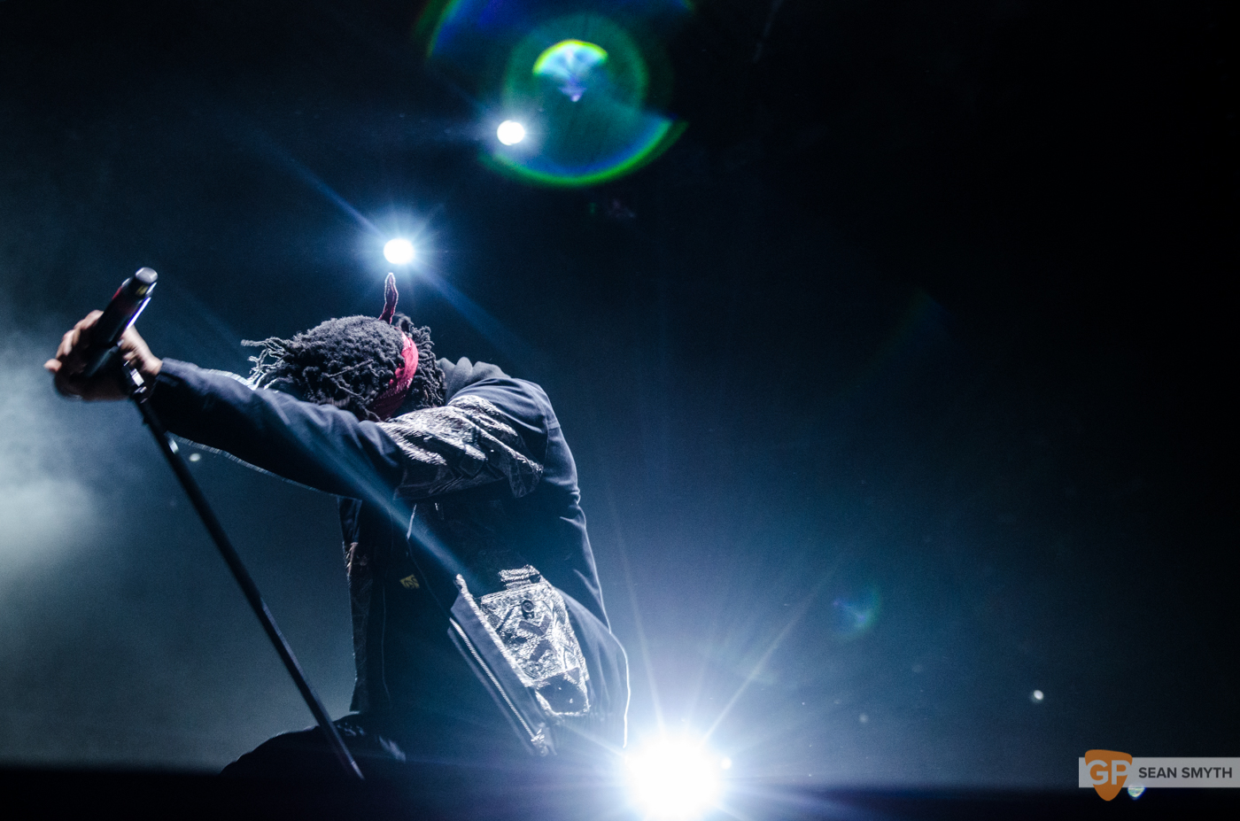 Raury at 3Arena by Sean Smyth (15-4-16) (11 of 12)