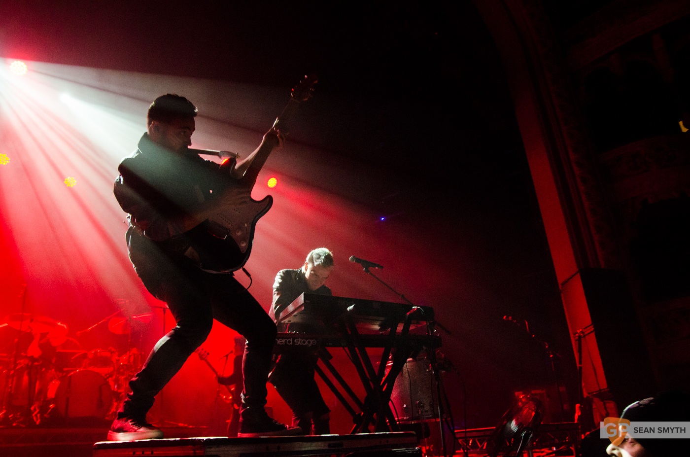 Walk The Moon at the Olympia Theatre by Sean Smyth (18-2-15) (12 of 31)