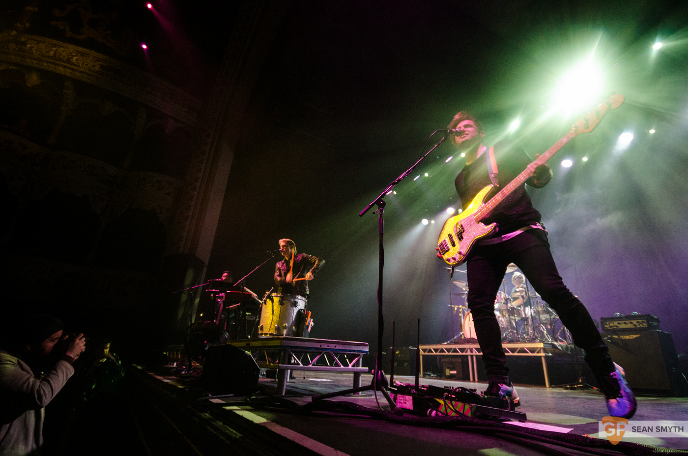 Walk The Moon at the Olympia Theatre by Sean Smyth (18-2-15) (18 of 31)