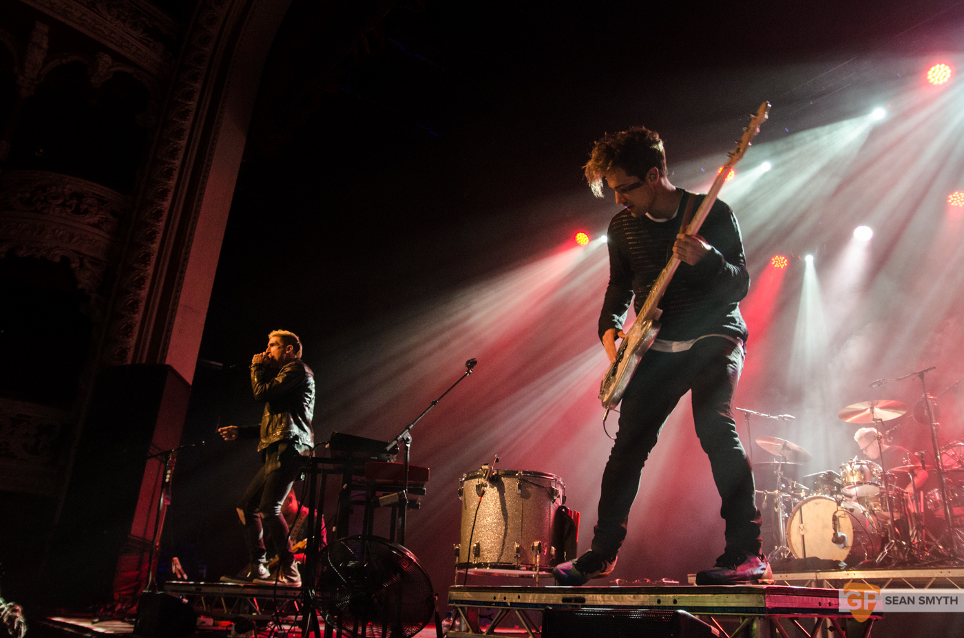 Walk The Moon at the Olympia Theatre by Sean Smyth (18-2-15) (6 of 31)