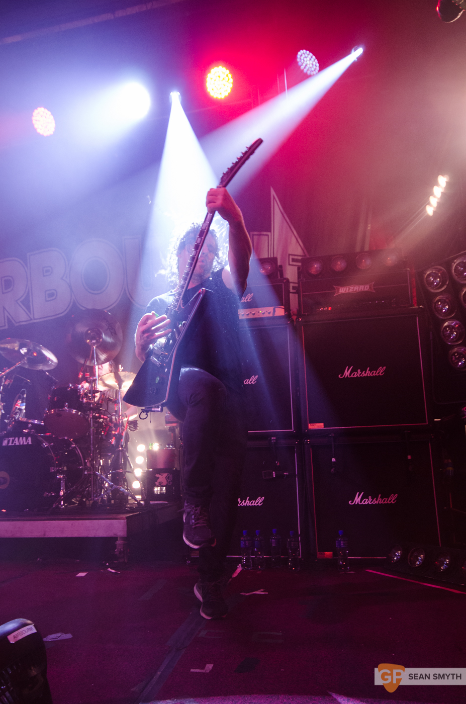 Airbourne at The Academy by Sean Smyth (23-8-16) (10 of 31)