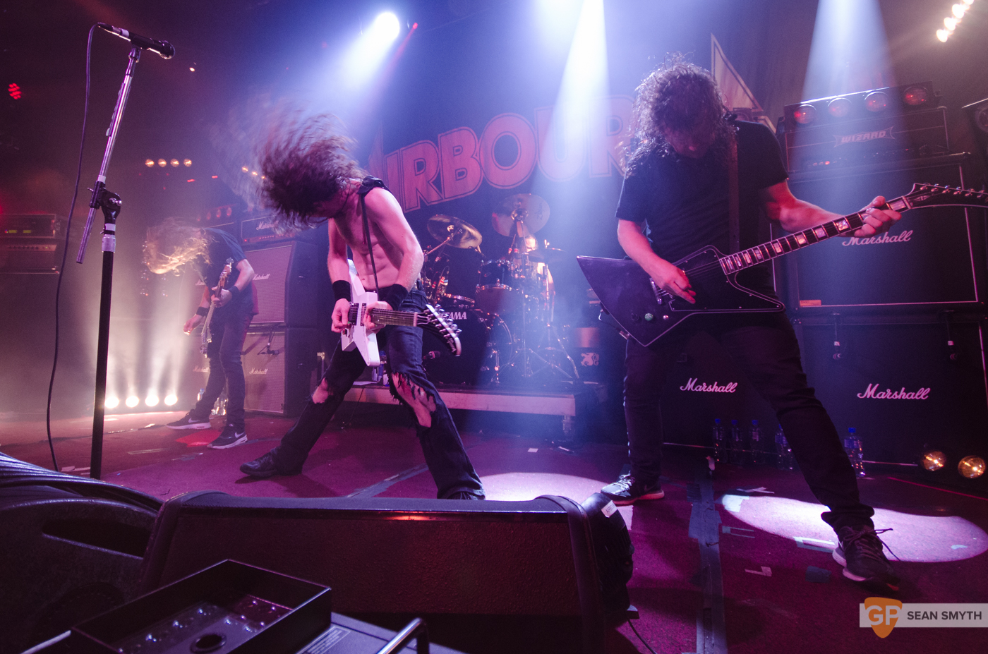 Airbourne at The Academy by Sean Smyth (23-8-16) (12 of 31)