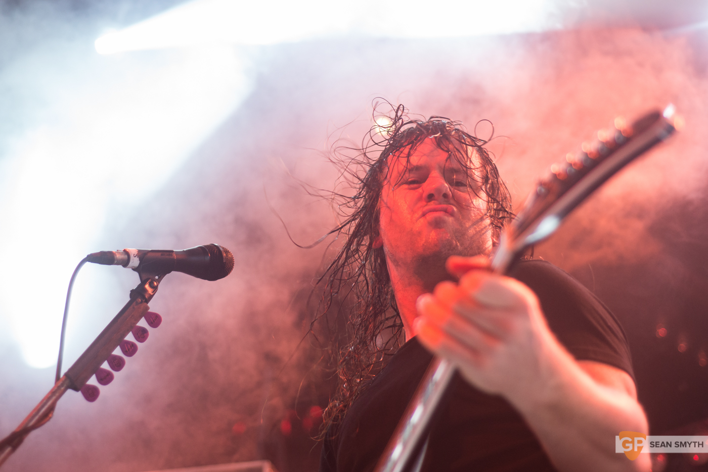 Airbourne at The Academy by Sean Smyth (23-8-16) (19 of 31)