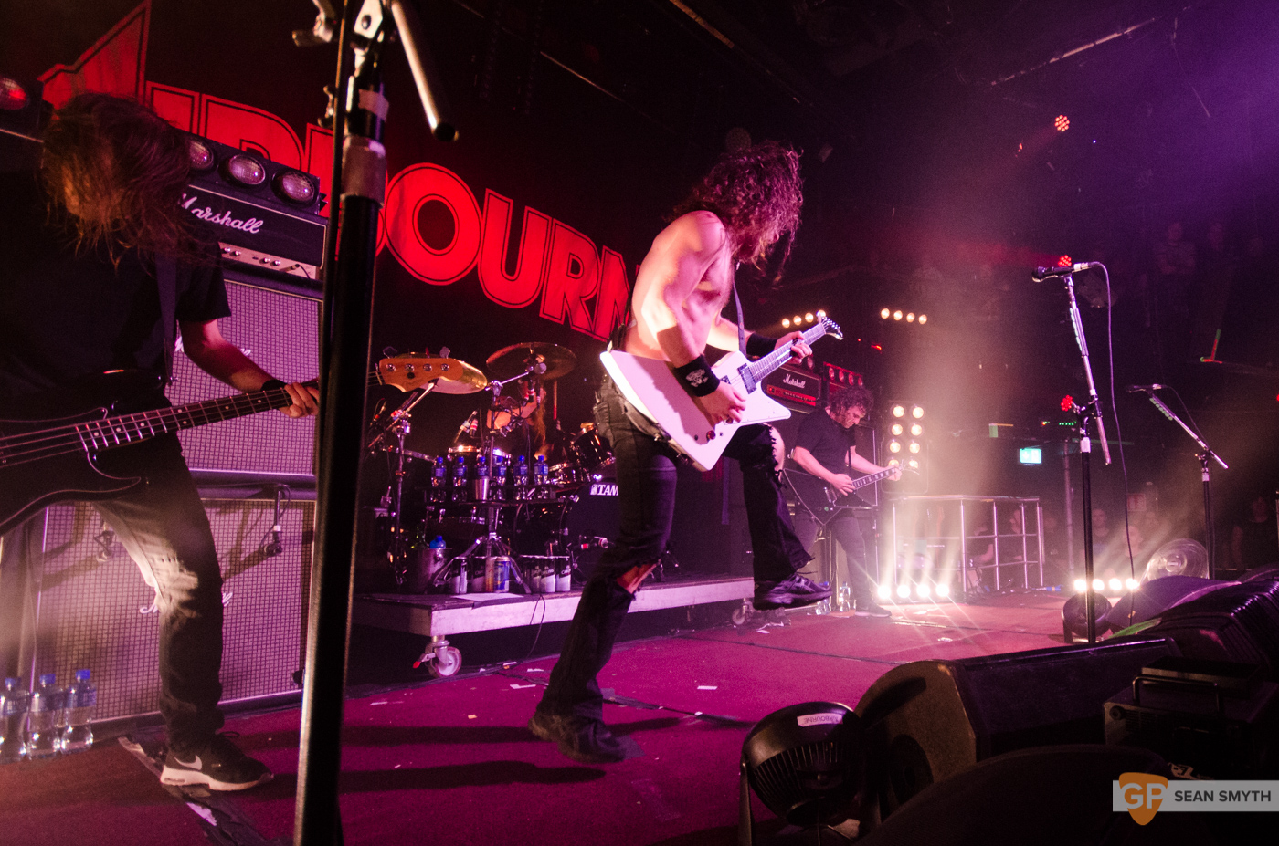 Airbourne at The Academy by Sean Smyth (23-8-16) (2 of 31)