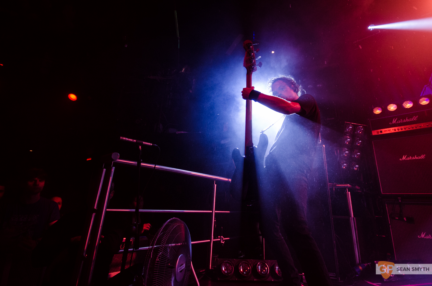 Airbourne at The Academy by Sean Smyth (23-8-16) (20 of 31)