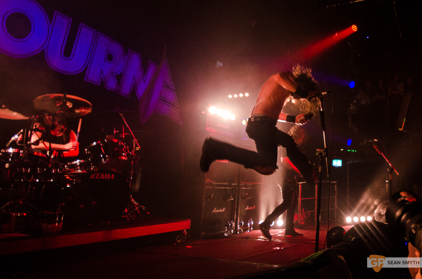 Airbourne at The Academy by Sean Smyth (23-8-16) (23 of 31)