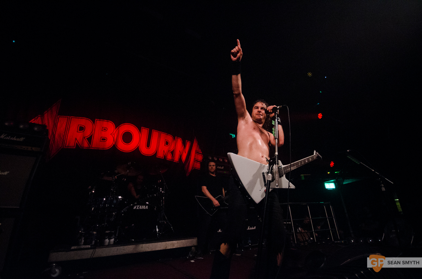 Airbourne at The Academy by Sean Smyth (23-8-16) (28 of 31)