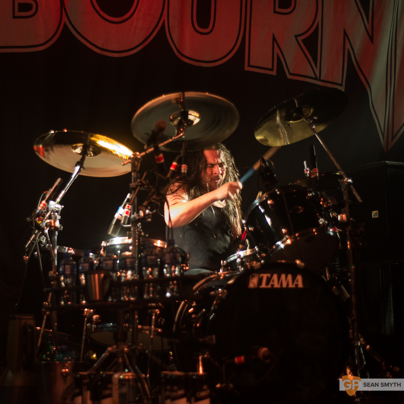Airbourne at The Academy by Sean Smyth (23-8-16) (5 of 31)