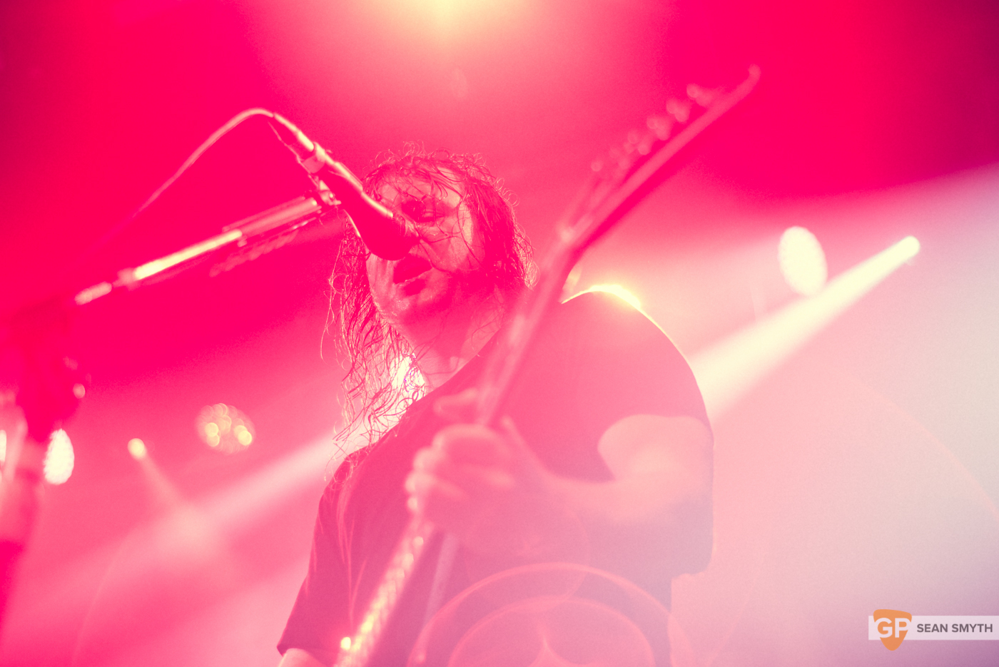 Airbourne at The Academy by Sean Smyth (23-8-16) (7 of 31)
