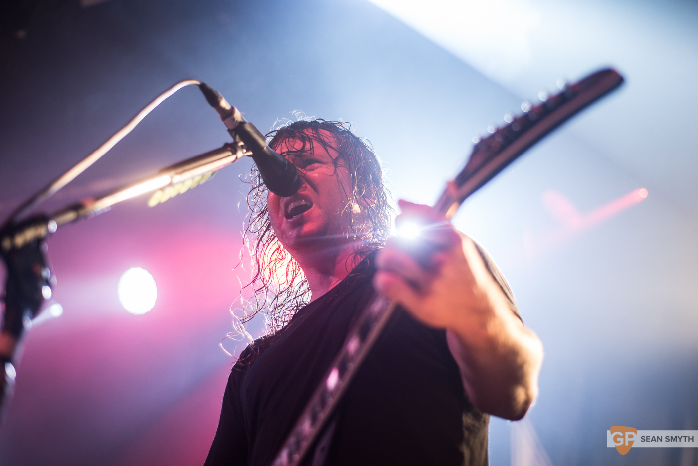 Airbourne at The Academy by Sean Smyth (23-8-16) (8 of 31)