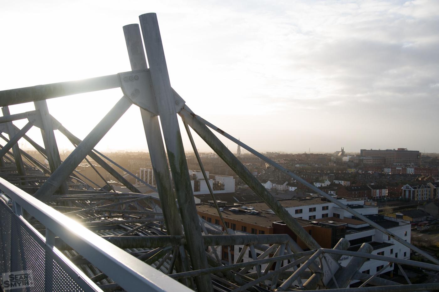 Etihad Skyline Tour at Croke Park (1 of 15)