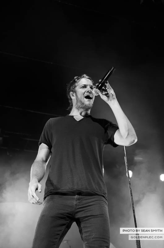 Imagine Dragons @ The Olympia Theatre by Sean Smyth (22-8-13)-11