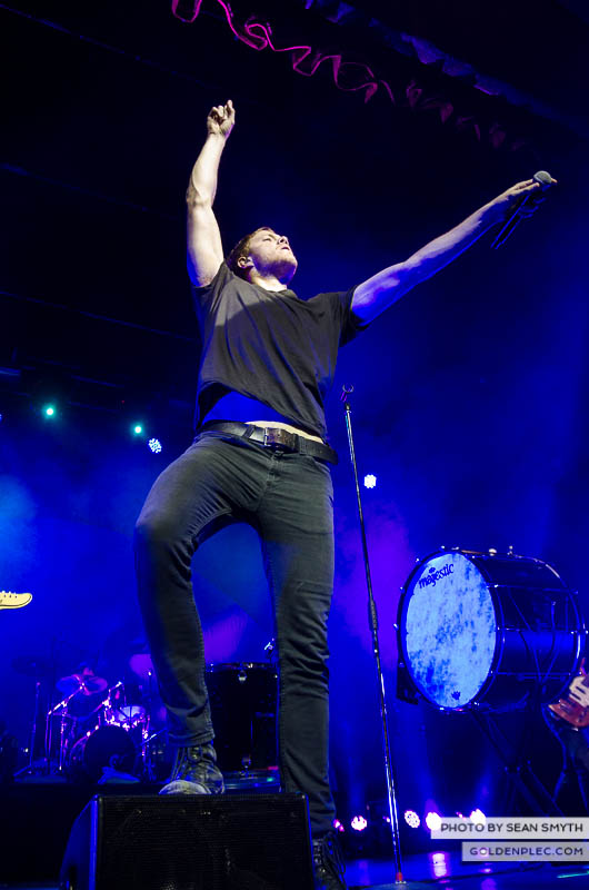 Imagine Dragons @ The Olympia Theatre by Sean Smyth (22-8-13)-12