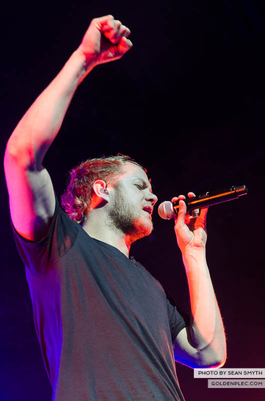 Imagine Dragons @ The Olympia Theatre by Sean Smyth (22-8-13)-29