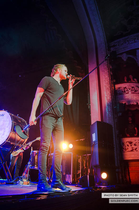 Imagine Dragons @ The Olympia Theatre by Sean Smyth (22-8-13)-36