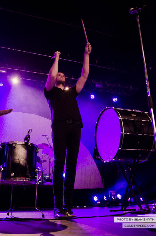 Imagine Dragons @ The Olympia Theatre by Sean Smyth (22-8-13)-40