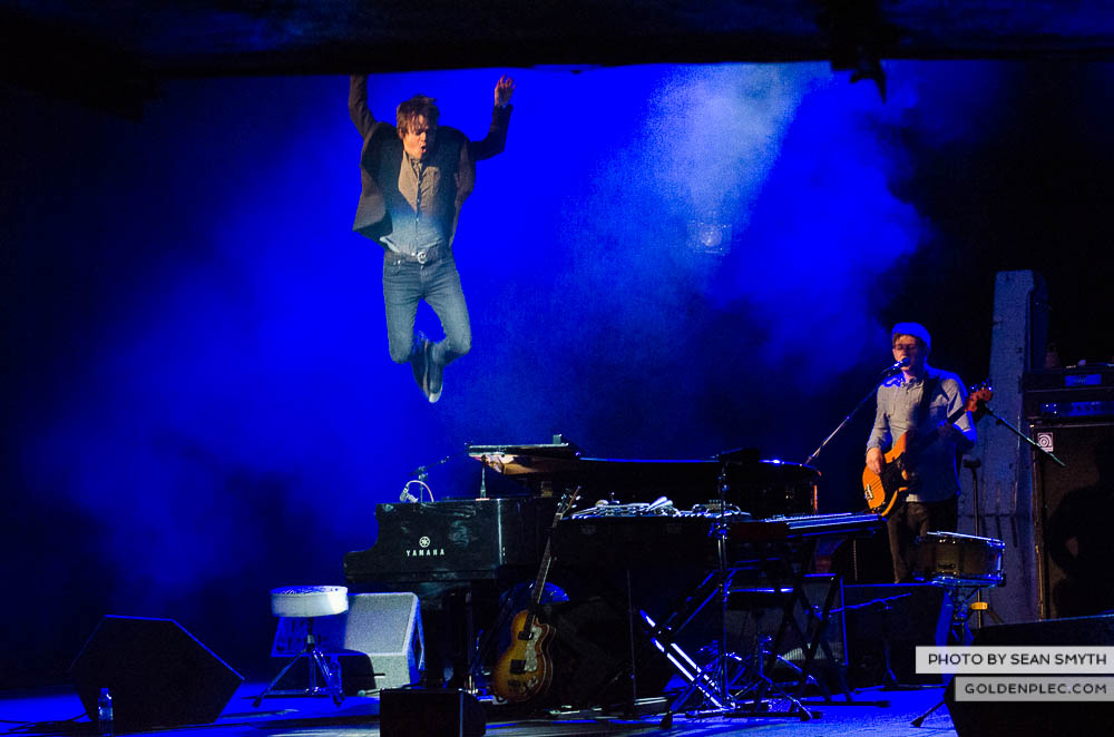 Jamie Cullum @ The Olympia Theatre by Sean Smyth (14-10-13)-11