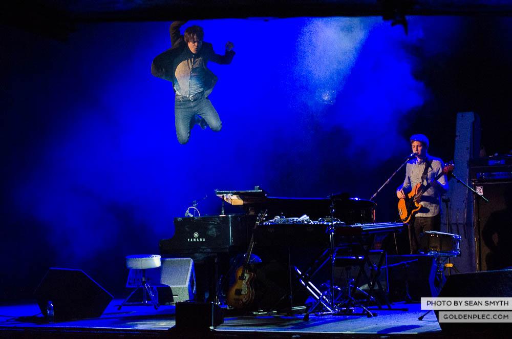 Jamie Cullum @ The Olympia Theatre by Sean Smyth (14-10-13)-12