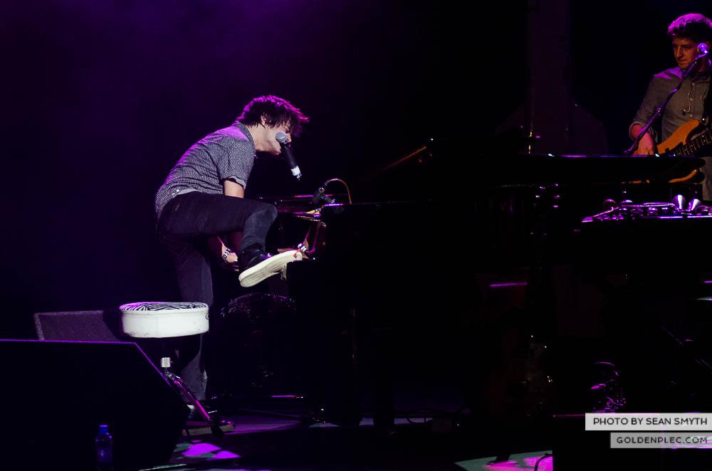 Jamie Cullum @ The Olympia Theatre by Sean Smyth (14-10-13)-19