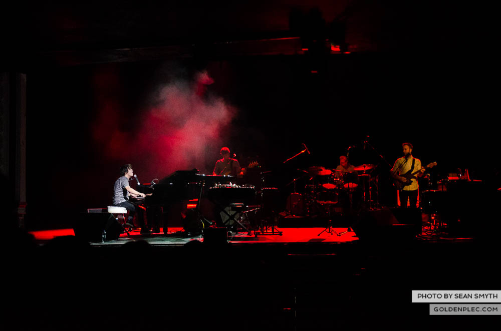 Jamie Cullum @ The Olympia Theatre by Sean Smyth (14-10-13)-22