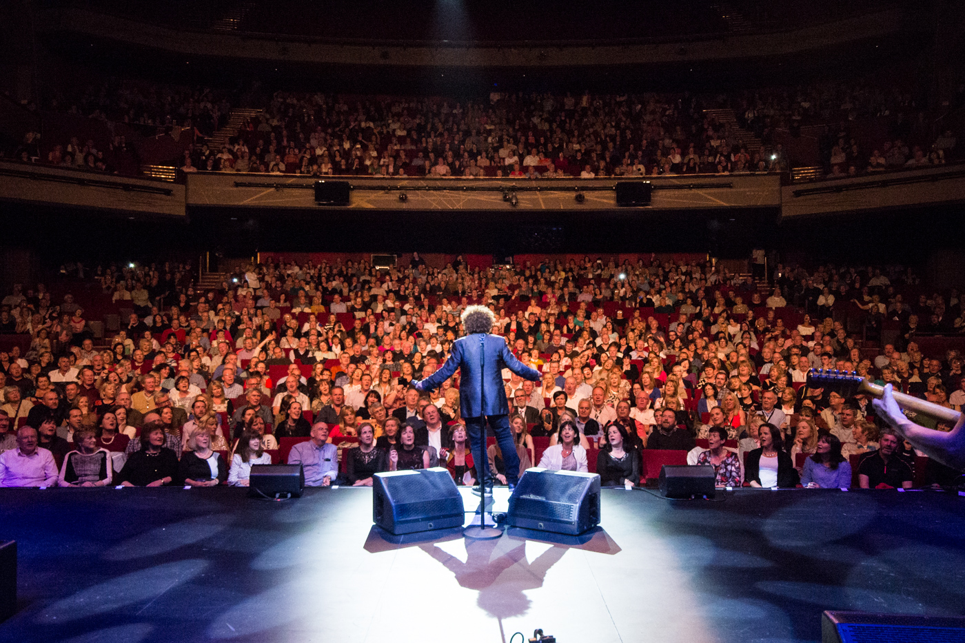 Leo Sayer at Bord Gais Energy Theatre by Sean Smyth (16-10-15) (115 of 129)