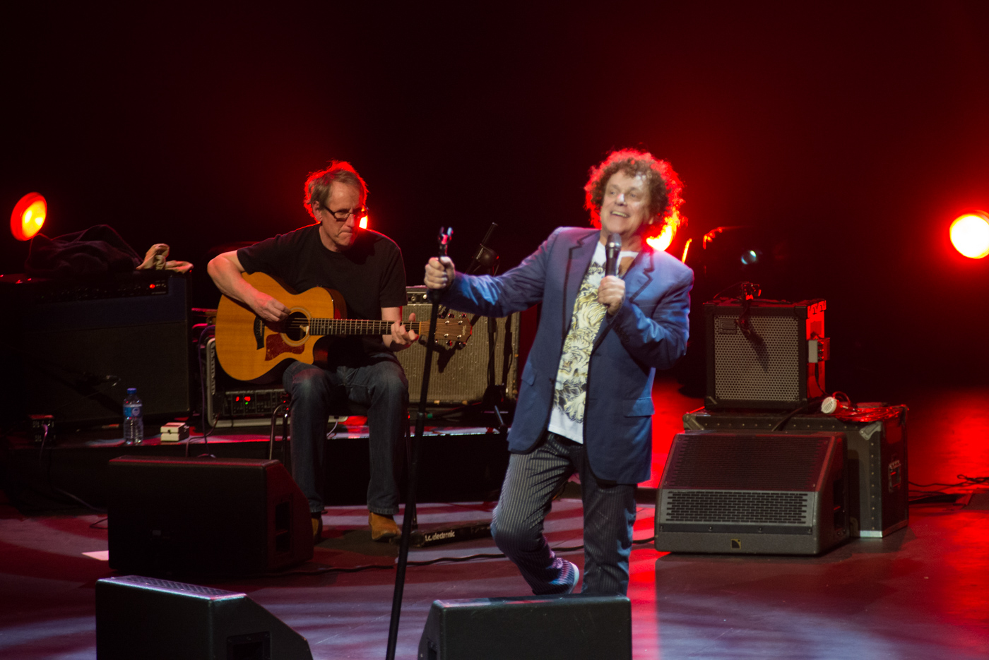 Leo Sayer at Bord Gais Energy Theatre by Sean Smyth (16-10-15) (41 of 129)