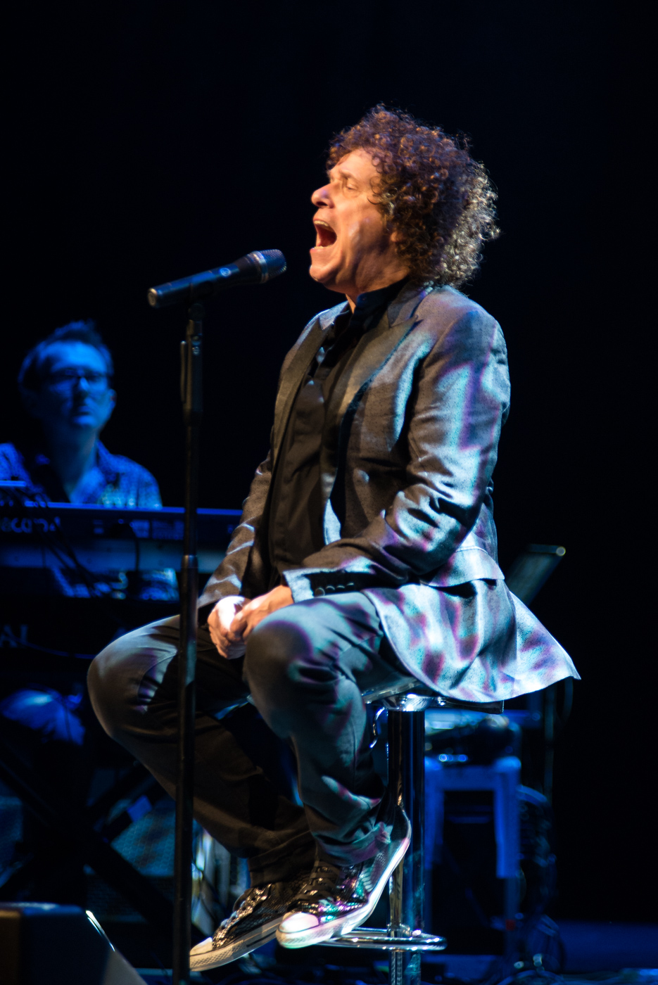 Leo Sayer at Bord Gais Energy Theatre by Sean Smyth (16-10-15) (80 of 129)
