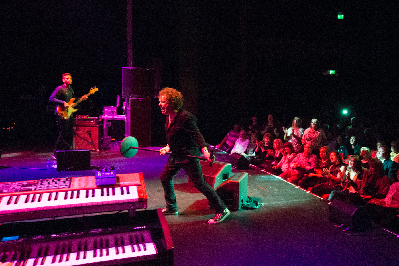 Leo Sayer at Bord Gais Energy Theatre by Sean Smyth (16-10-15) (96 of 129)