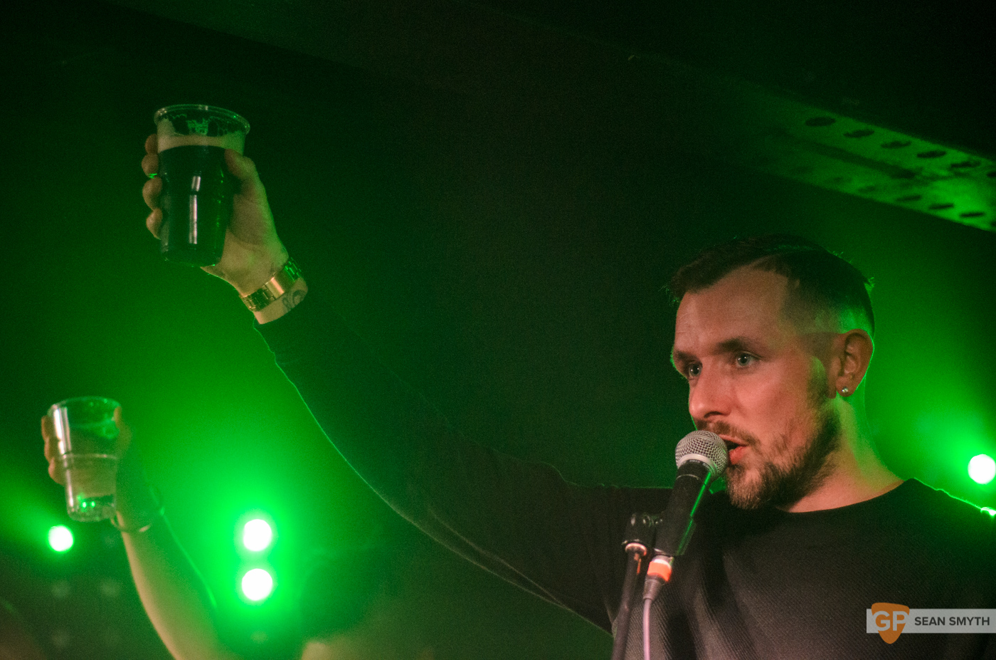 Lethal Dialect at Academy 2 by Sean Smyth (5-12-15)